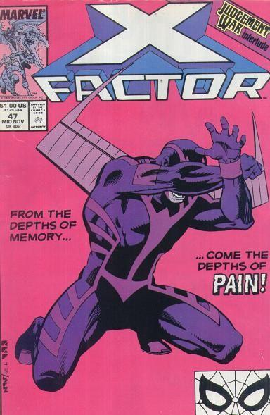 X-Factor #47 Angel