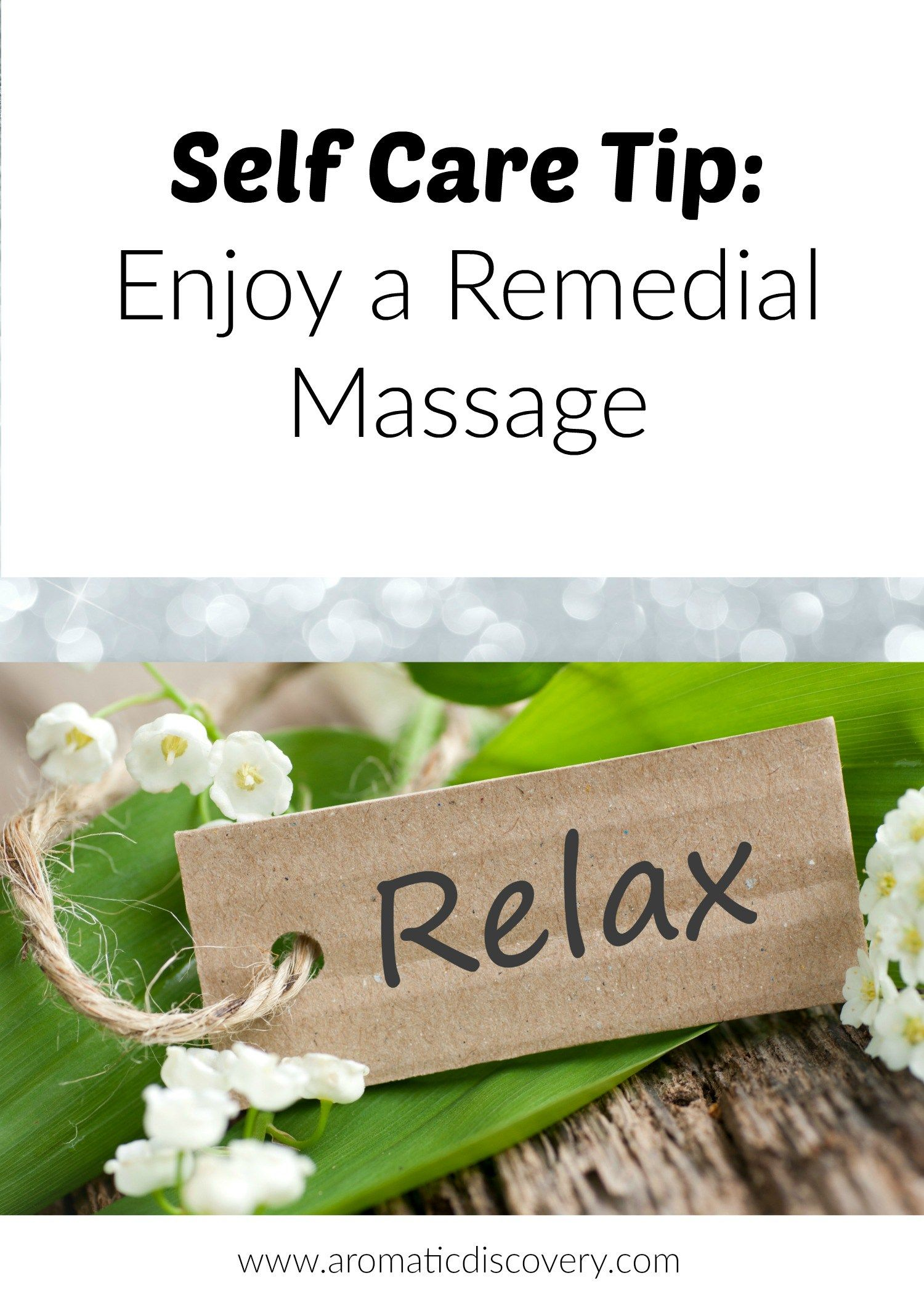 What is Remedial Massage and why should I get one