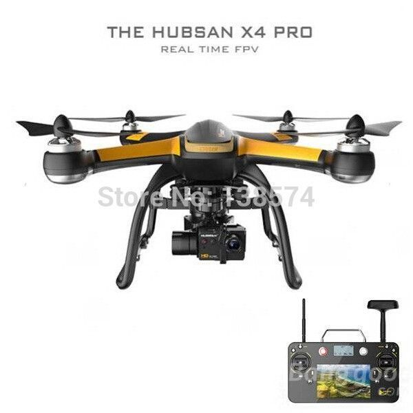 Hubsan X4 PRO H109S 58G FPV RC Drone Quadcopter GPS And Camera