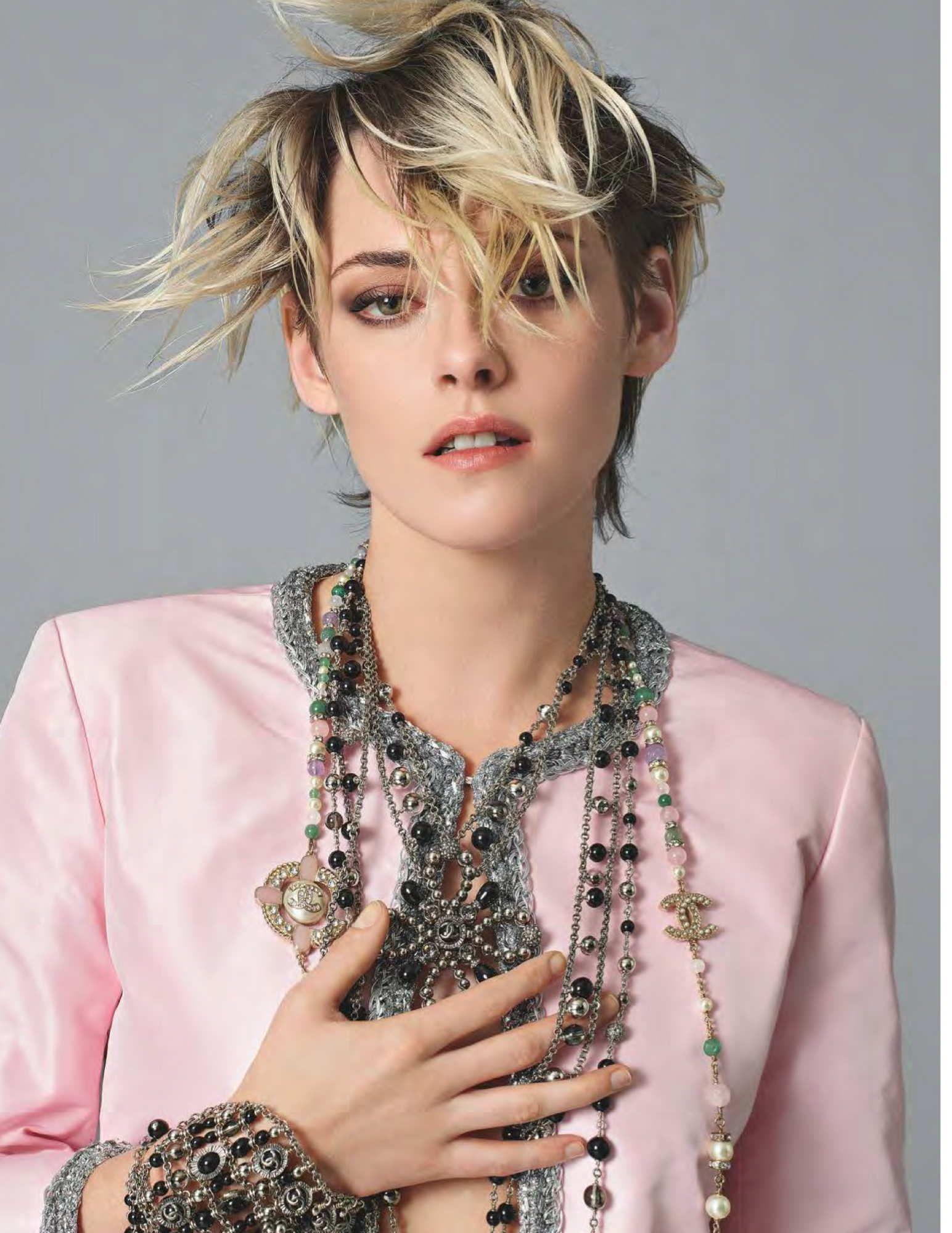 Kristen Stewart Chanel Spring 2020 Campaign in 2020