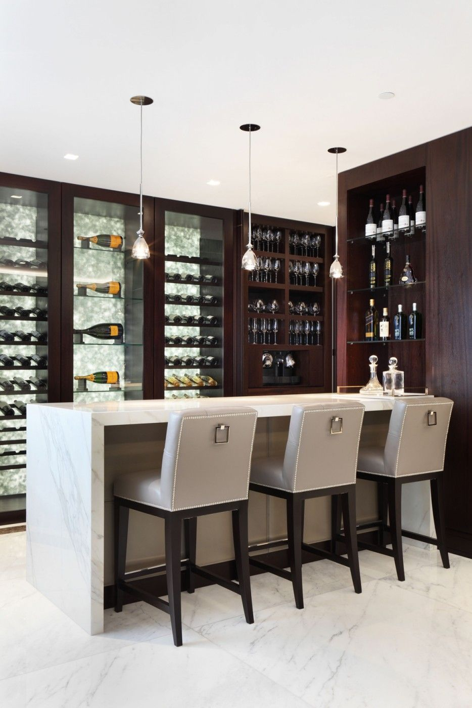 Berkeley Square Taylor Howes Residential Interiors Home Bar