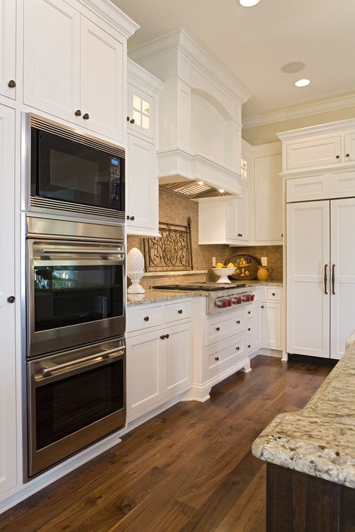 Stack Micro W Double Ovens What Is The Overall Height Of The Three  Appliances?