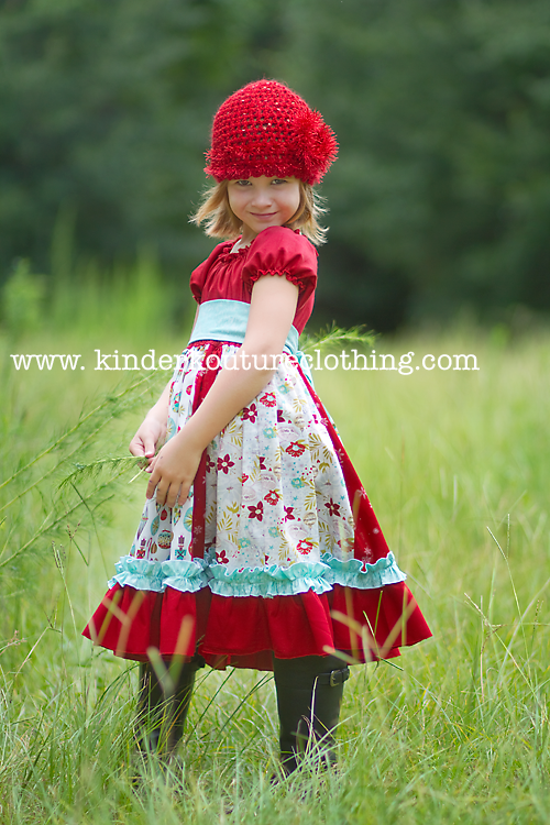 Nicolle - Girls Boutique Christmas Dress PREORDER NOW for ...