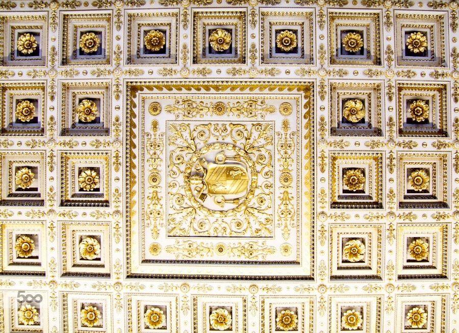 Techo de San Pablo Extramuros - Pinned by Mak Khalaf Techo de San Pablo Extramuros Fine Art Iglesias. by resunando