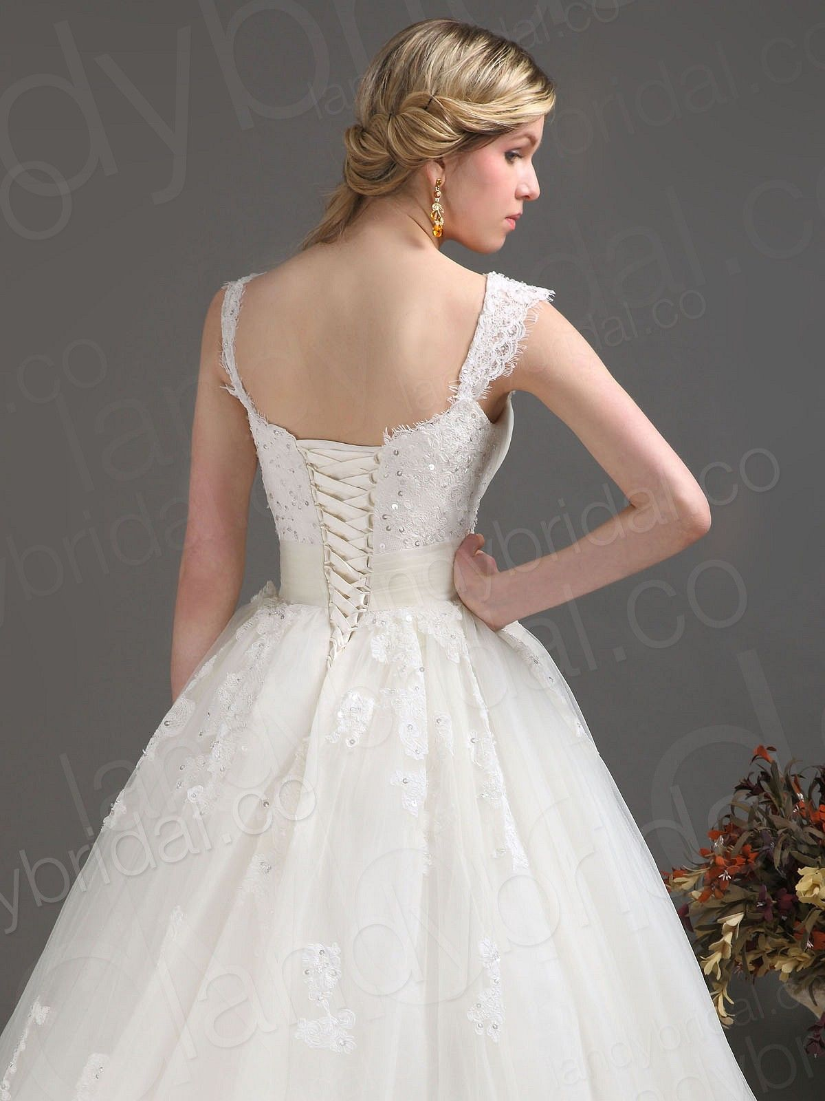 Images Of Corset Lace Up Wedding Dresses
