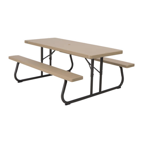 Lifetime 6 Folding Picnic Patio Table In 2020 Table Furniture Patio Table