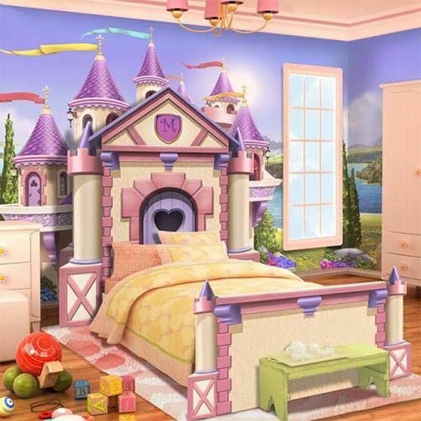 125 großartige Ideen zur Kinderzimmergestaltung - dekoideen für wand ...