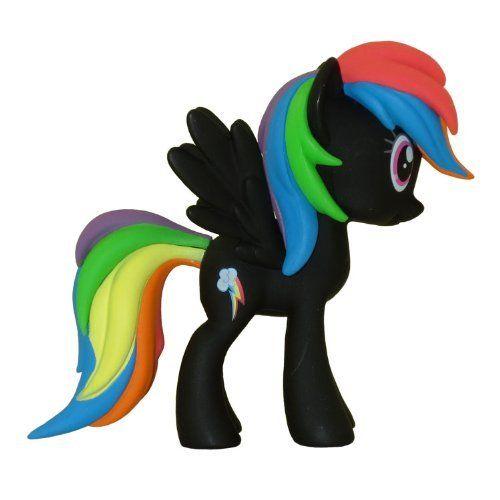 Princess Celestia Rainbow Dash Toy Action Figure Plastic Horses