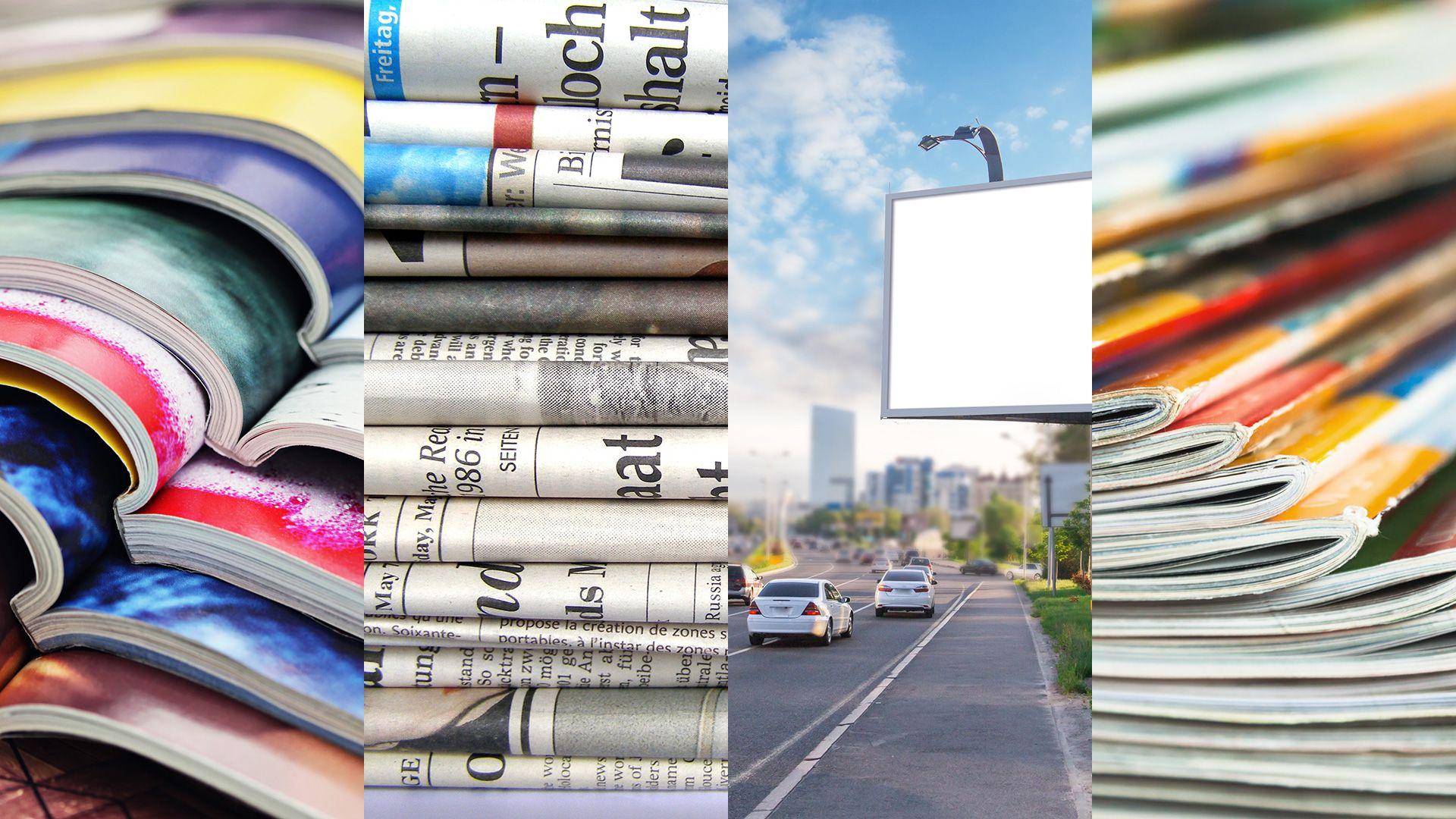 Is Print Advertising Finished? creativethinksmdia