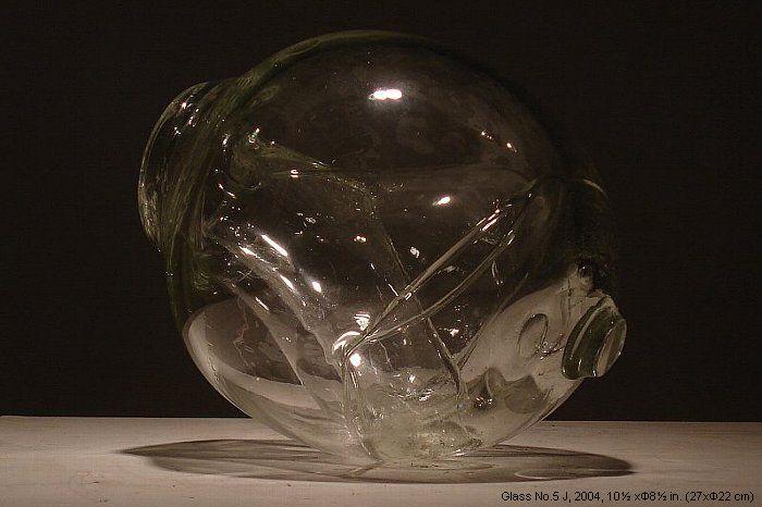 Glass 5J - Kazuo Kadonaga, 2004