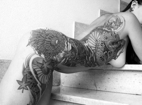 Girls Inked