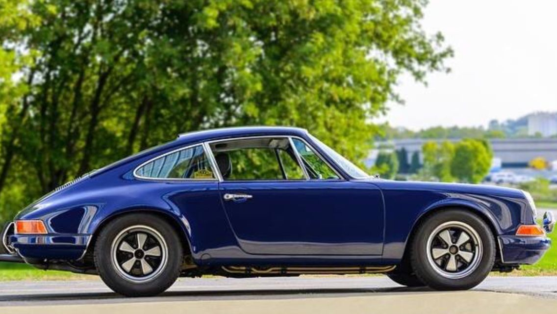 Porsche 911 STR