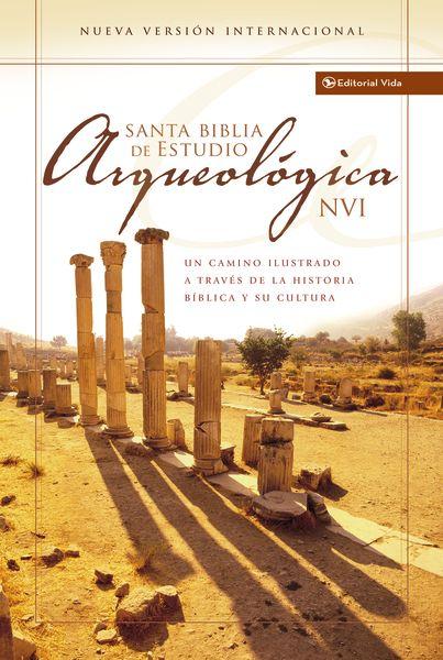 Biblia De Estudio Arqueologica Nvi Editorial Vida Con Imagenes