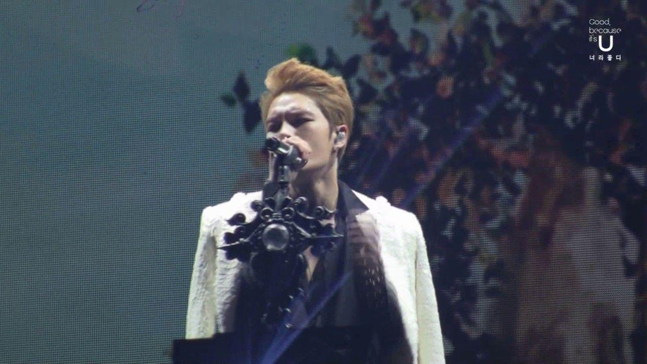 170122 Kim JaeJoong Concert_ONEKISS(김재중 원키스)