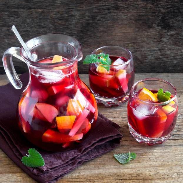 Sangria: Rezept zum Selbermachen