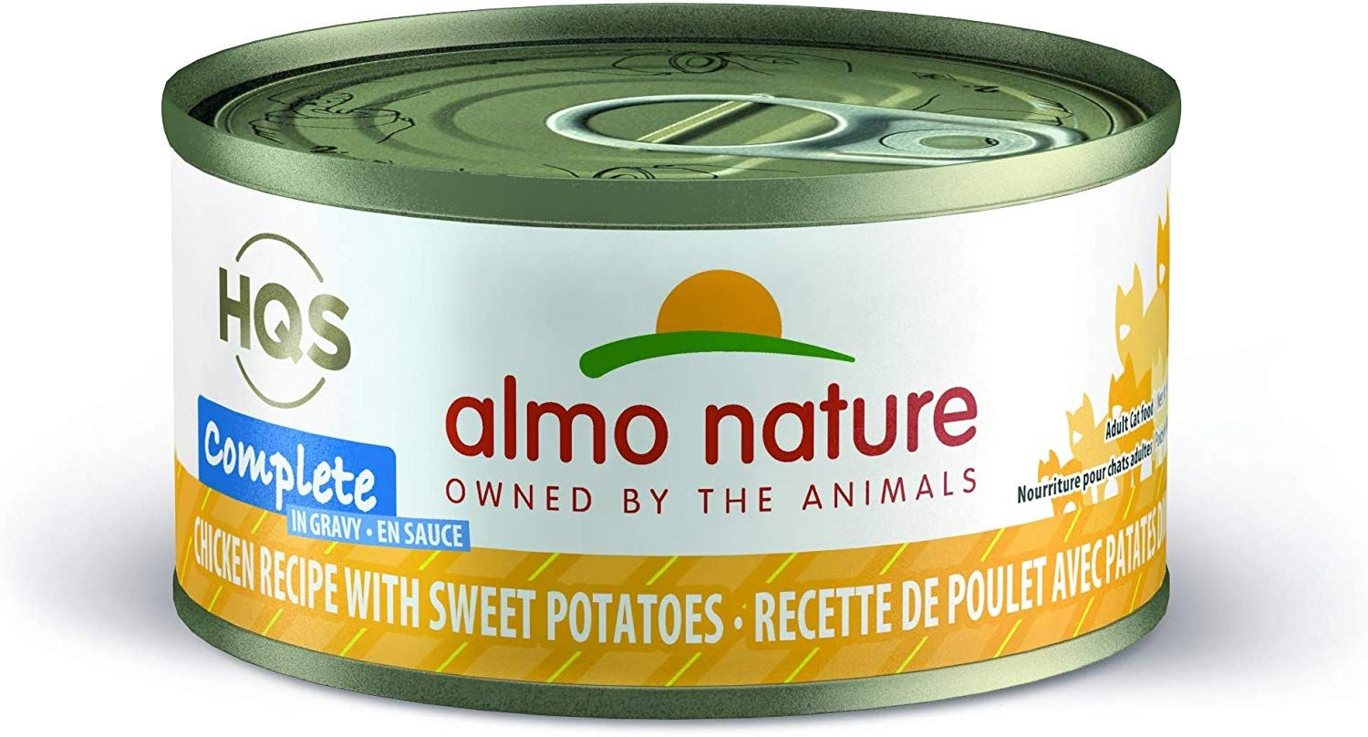Almo Nature Complete Cat Wet Food W Mineral And Vitamins Grain Free 24 Cans Per Case 2 47 Oz Each See This Great Product This Is A Almo Canning Grain Free