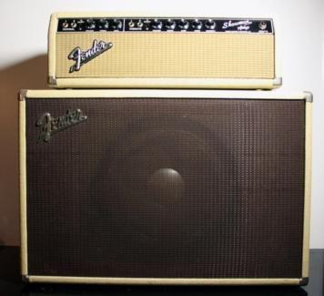 Fender Showman Blackface Amp von 1963 in Hessen