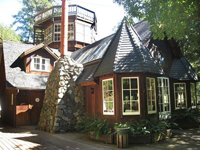Blackthorne Inn Point Reyes Station Beautiful And Unique Like