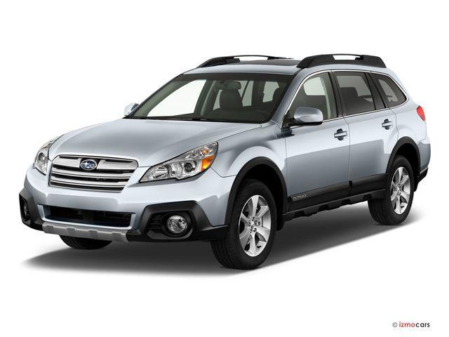 2014 Subaru Outback Angular Front Photo