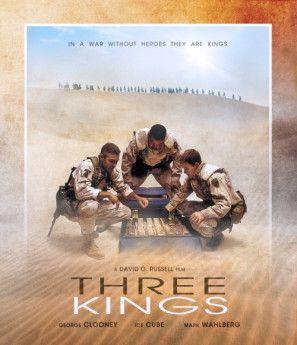 Three Kings Poster Three Kings Kings Movie Movie Posters Vintage