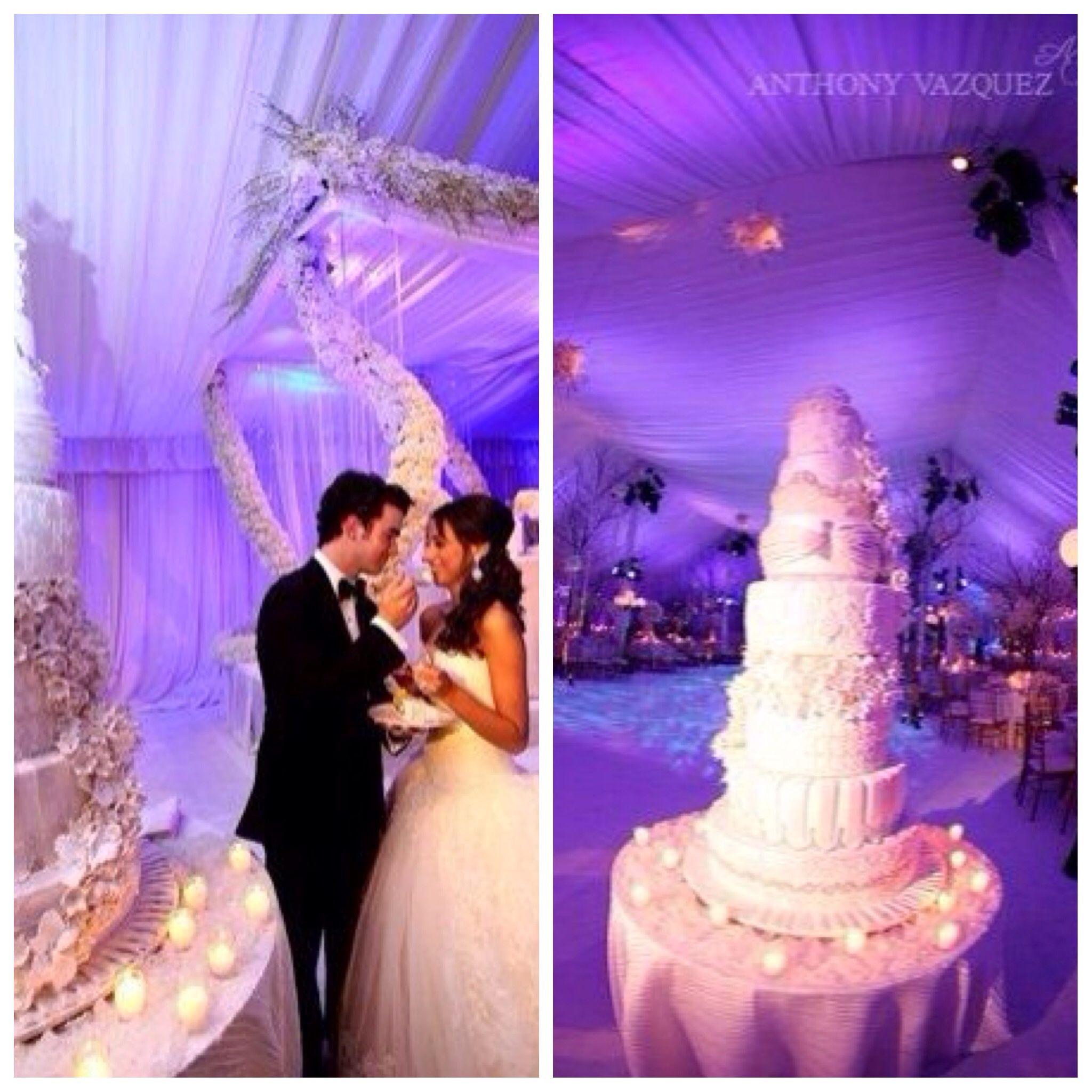 Kevin Jonas Danielle Famous Wedding Cakes