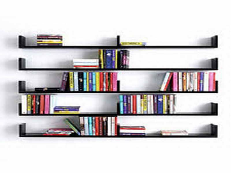 Wall Mounted Bookcase Image Of 2014 Wall Bookshelves Xaoutpf Wall Bookshelves Creative Bookshelves Wall Mounted Bookshelves