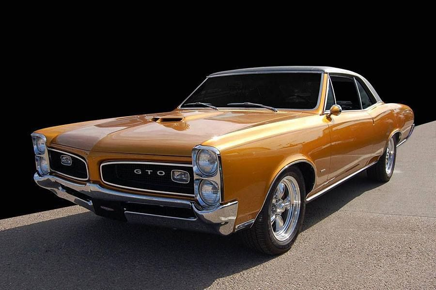 1967 GTO my dream car. Just not the color I want Classic
