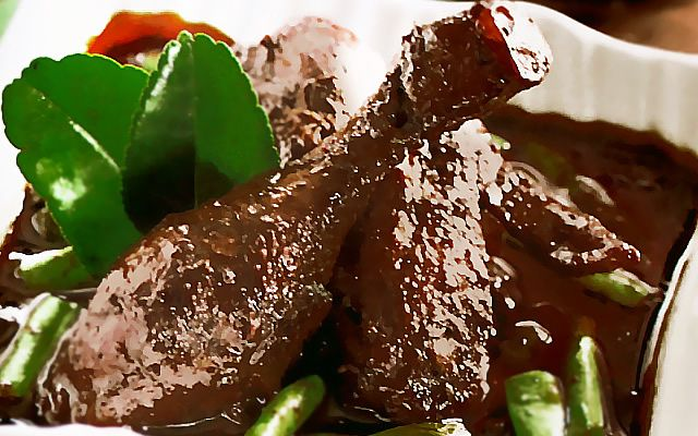 Semur Ayam Kuah Hitam Resep Resep Makanan Resep Masakan Indonesia