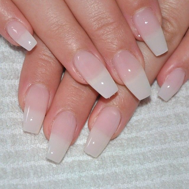 I don\'t particularly care for coffin-shaped nails of any length, but ...