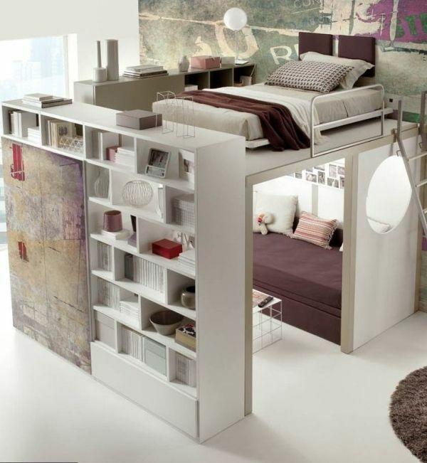 einrichtungsideen schlafzimmer - gestalten sie einen gemütlichen ... - Einrichtungsideen