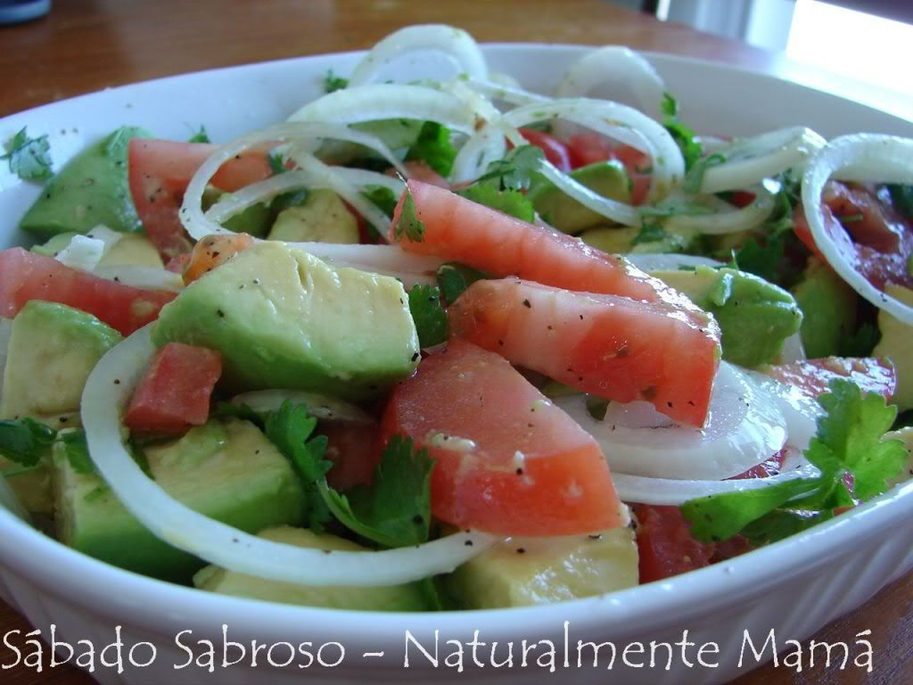 ensaladadeaguacateytomate.jpg Photo:  This Photo was uploaded by NaturalmenteMama. Find other ensaladadeaguacateytomate.jpg pictures and photos or upload...