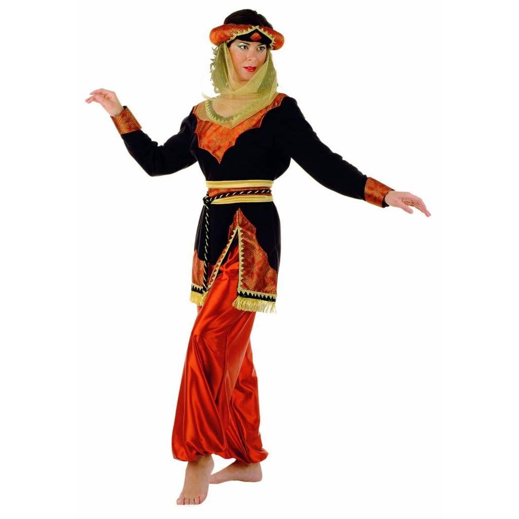 Dames harem outfit