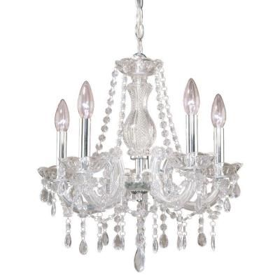 Beautiful 5 light laura ashley chandelier love pinterest i pinned this mabel chandelier from the laura ashley lighting event at joss main mozeypictures Choice Image