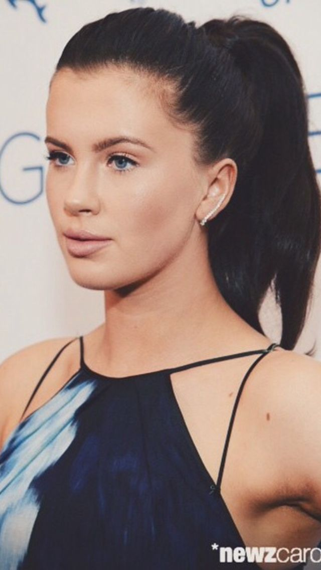Ireland Baldwin Dyes Her Hair Purple: Pictures - Us Weekly
