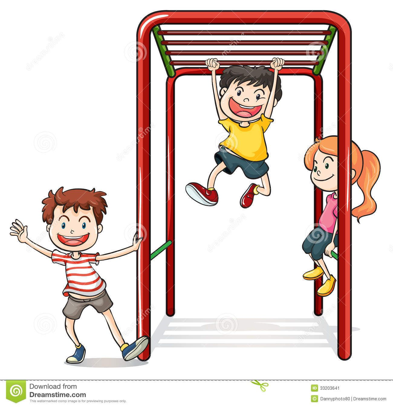 clip art kids school monkey bars Google Search School