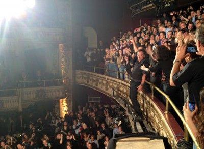 Bruce on Mars, 09, 2012: New York, NY - Apollo Theater concert