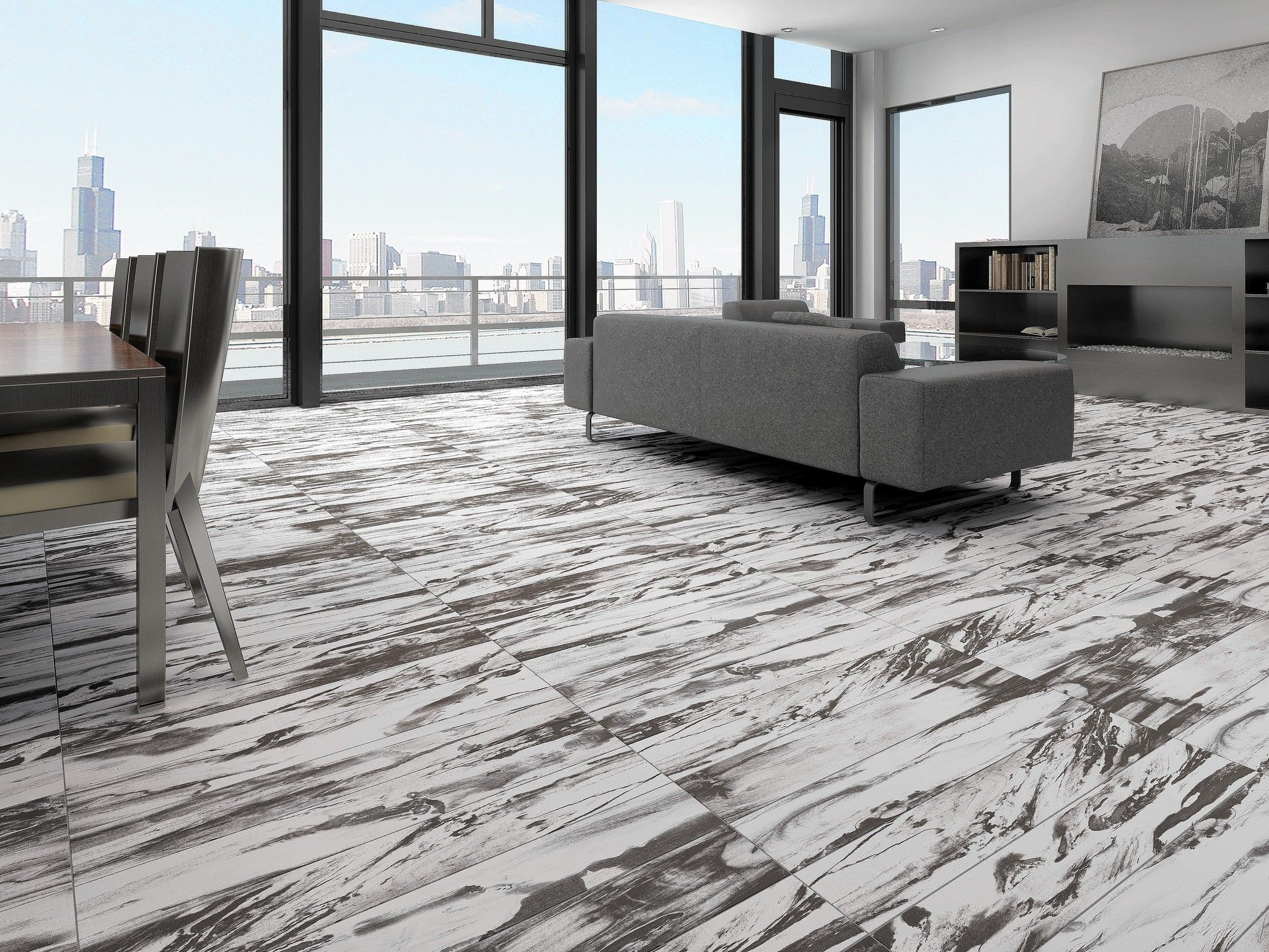 Modena Glazed Porcelain Is A Recreation Of Petrified Wood By Emser Tile Description From Floorninja I Searched For This On Bing Images