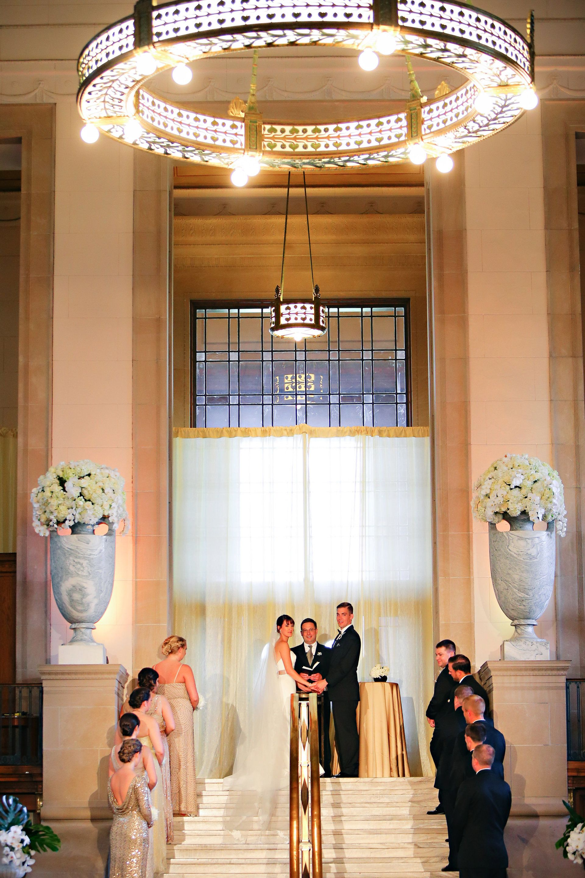 Christine Ryan Indianapolis Public Library Wedding Photos By Jessica Strickland Borrowed Blue Featured
