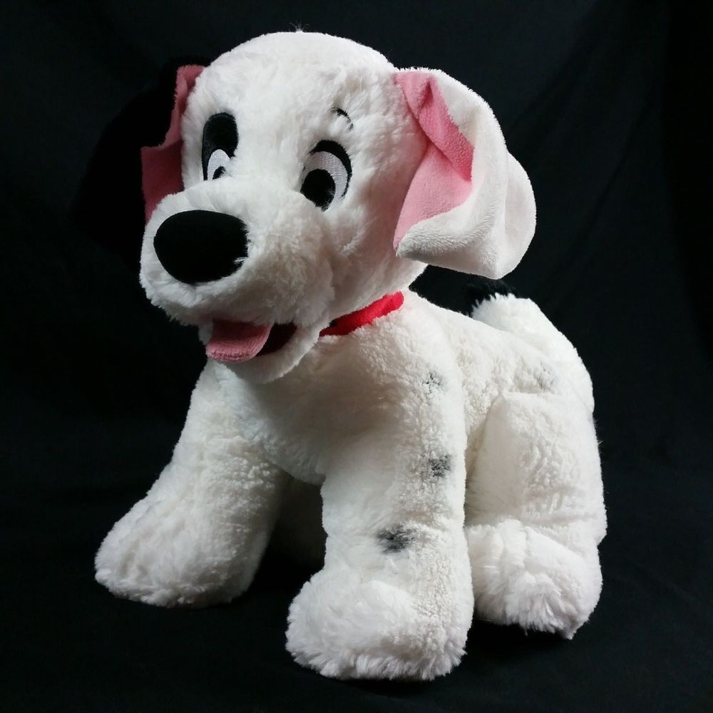 Patch Dalmatian Disney Store Exclusive Plush Stuffed Dog Floppy