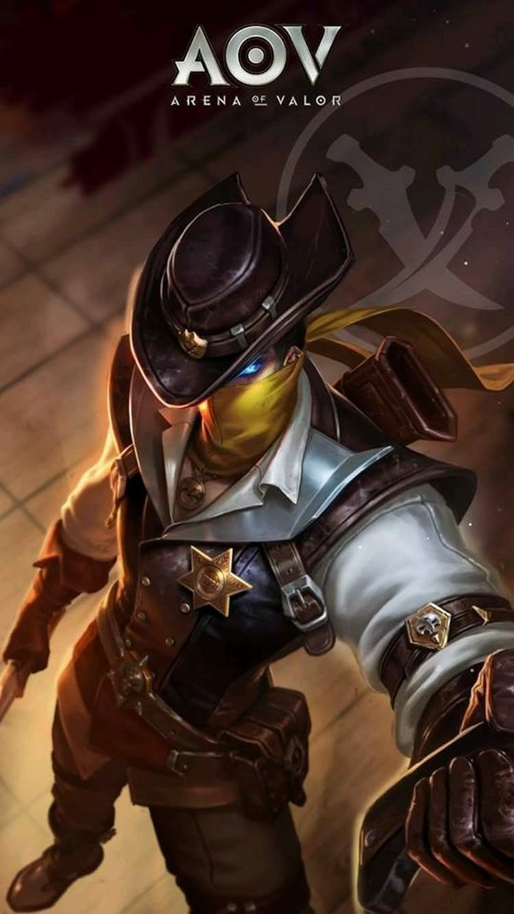 Murad Skin Arena Of Valor Arena Of Valor Pinterest Game Art