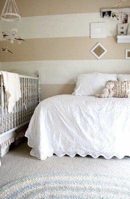 Resultado De Imagen Para Cuarto Compartido Padres Y Bebe Cómo Decorar Tu Cuarto Cuarto De Bebe Cuartos De Bebe Niña