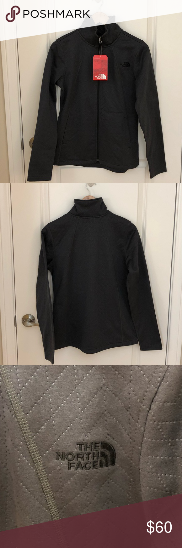 Brand new womenus north face fleece jacket nwt my posh closet