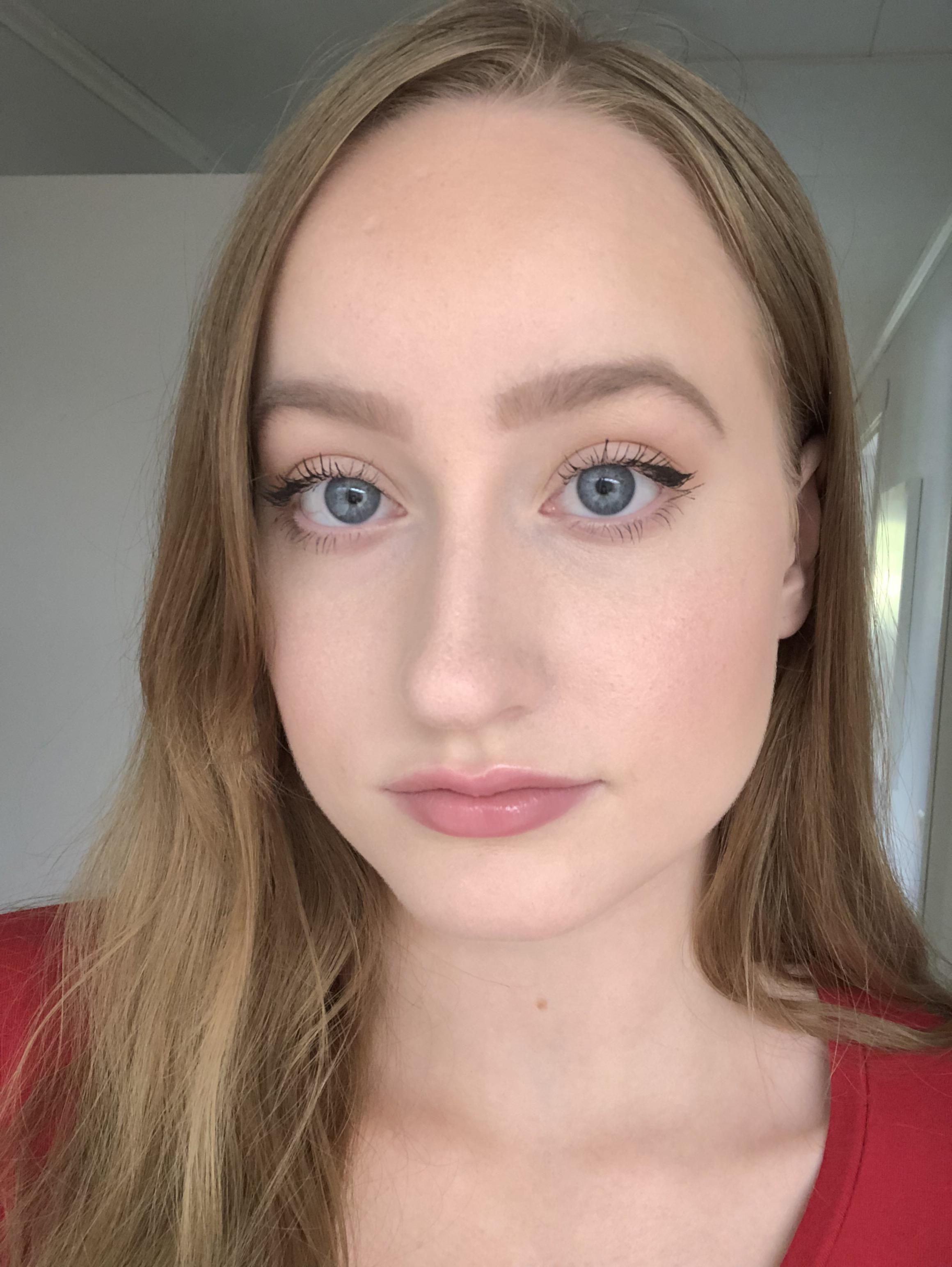 No eyeshadow eyeshadowhair haircare haircaretips