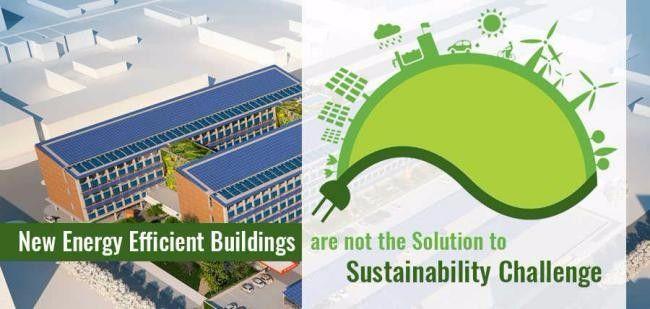 New Energy Efficient Buildings Sustainability Challenge Energy Efficient Buildings Building Information Modeling Energy Retrofit
