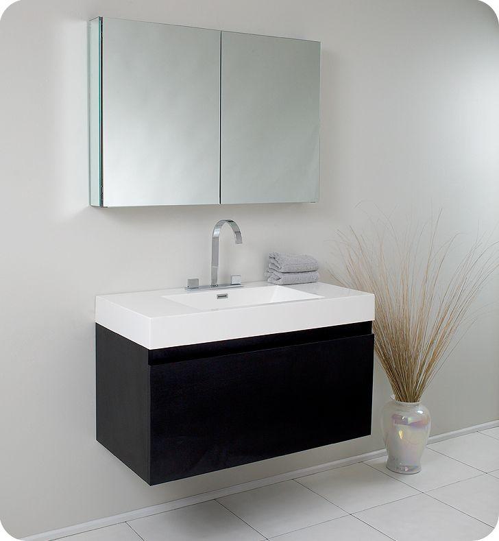 65 Bathroom Cabinet Ideas 2019 That Overflow With Style In 2020 Black Vanity Bathroom Contemporary Bathroom Vanity