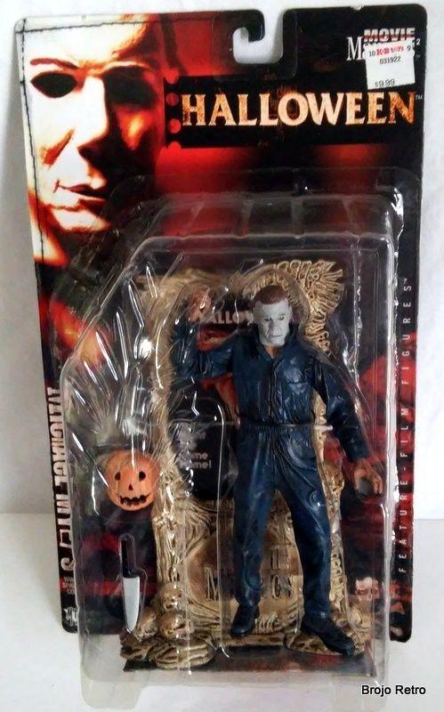 MICHAEL MYERS Action Figure Halloween Movie Maniacs Series 2 1999 McFarlane Toys #McFarlaneToys