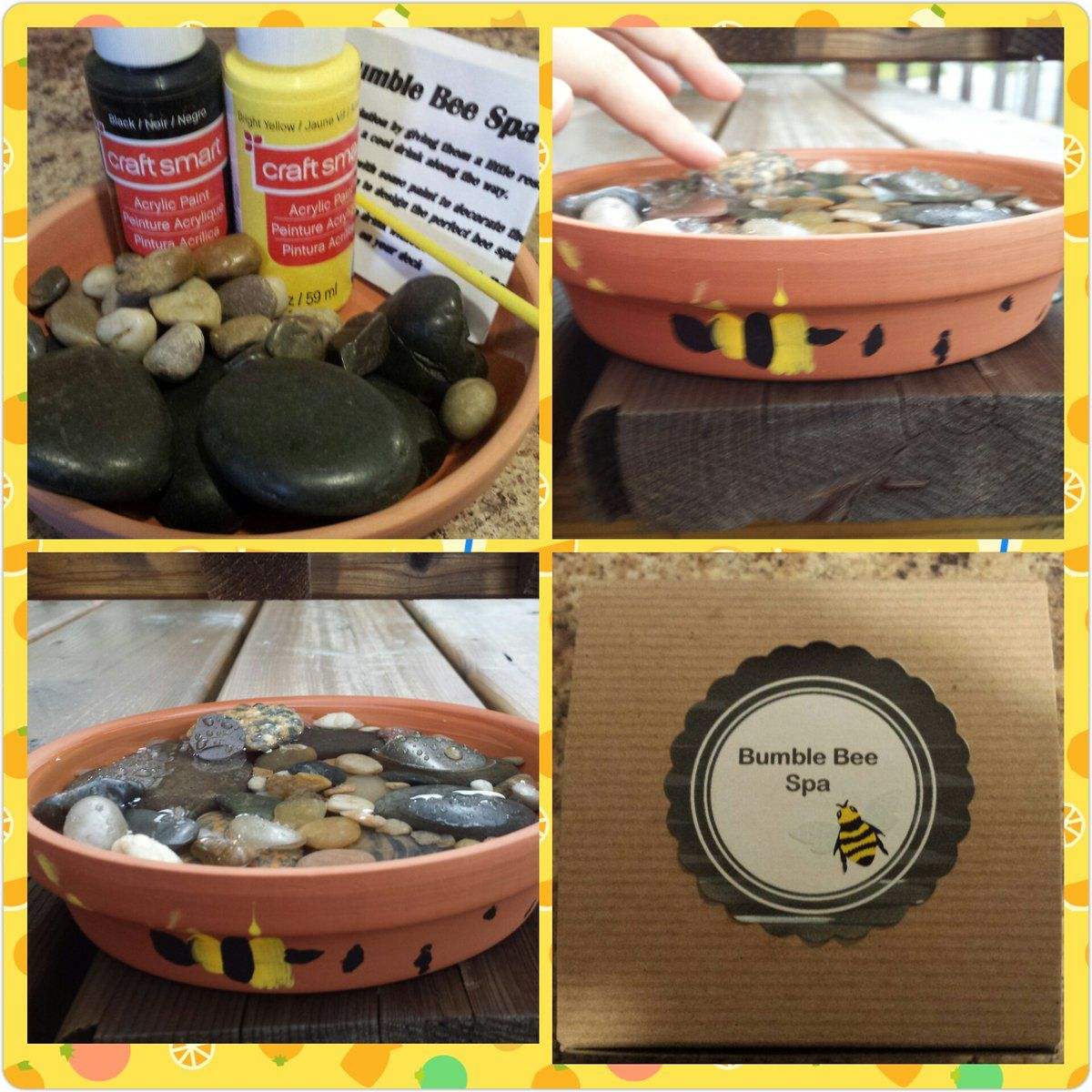 WhimsyMailPutterPail (WhimsyPutter) Twitter Bee boxes