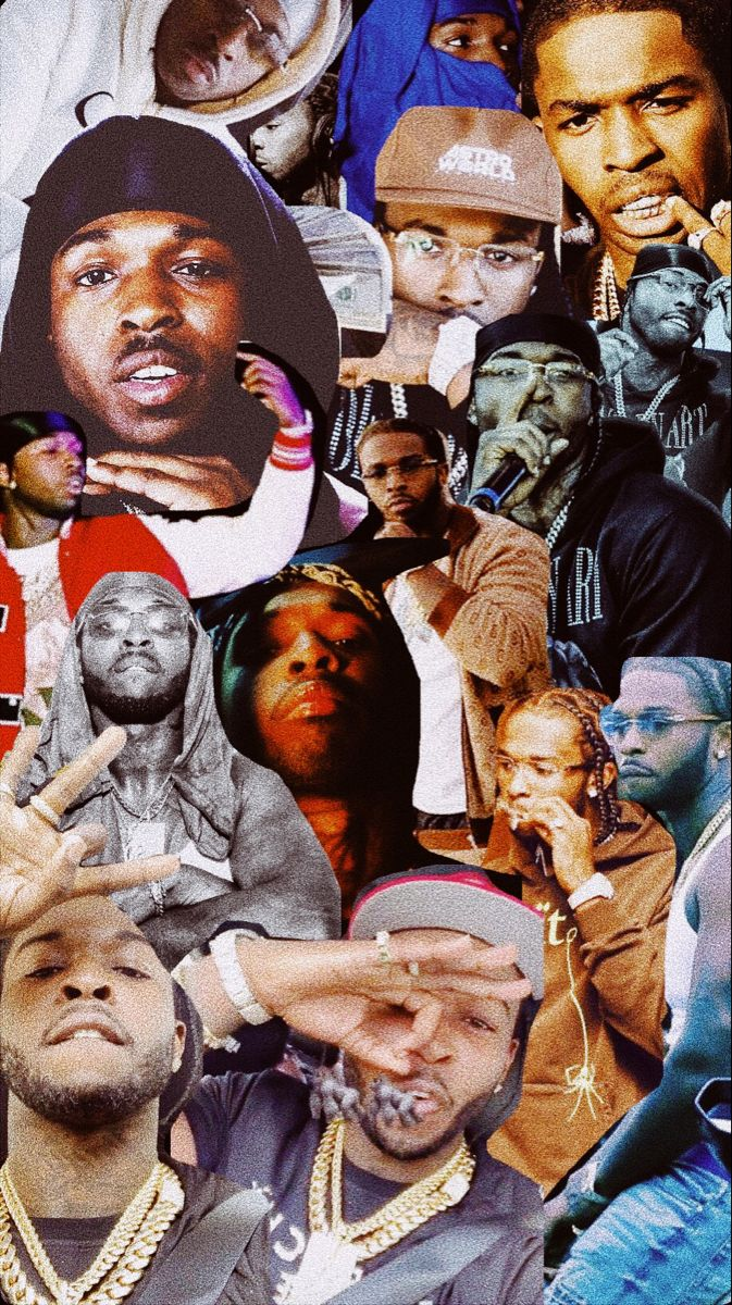 popsmoke wallpapertumblr aestheticedits rapper grain