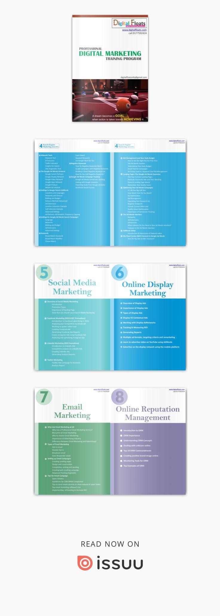 Digital Marketing Course in Hyderabad Digital marketing