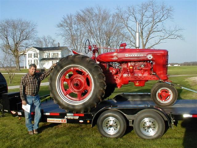1953 Farmall Super M For Sale Farmall Super M Farmall Tractor Pictures